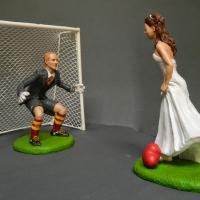 TessitoreRicevimenti.it organizza il tuo Matrimonio a Roma a tema calcio!
