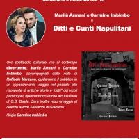 Ditti e Cunti Napulitani, il nuovo spettacolo della compagnia teatrale Era Napoli