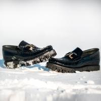 GuidoMaggi, compie 100 anni l'azienda leader  delle calzature di lusso con rialzo
