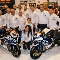 Global Service Solutions Spa presenta il nuovo Team Pedercini Racing