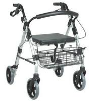 Un pratico aiuto per l'anziano con problemi di mobilità
