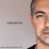 """Release di debutto per il cantautore romano Massimiliano Martelli: fuori per Vivamusic il suo album """"Differente""""."""
