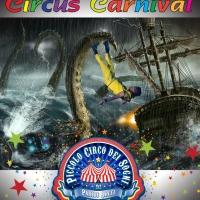Circus Carnival: l'incredibile spettacolo di Carnevale al circo di Peschiera Borromeo (Milano), in programma per sabato 9 marzo, ore 18.00