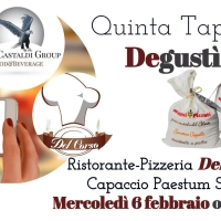 Il tour enogastronomico della Luigi Castaldi Group, Degustì - sapori in circolo, arriva in Cilento, a Paestum Capaccio mercoledì 6 febbraio con una serata dedicata alle farine e al suo variegato e versatile utilizzo