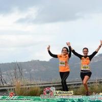 Panoramica 10km vincono Igor Cepraga e Paola Patta /Anna Laura Bravetti