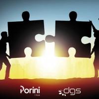 Accordo strategico tra DGS Spa e Porini Srl