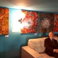 Festival nel Festival: vernissage alla vigilia di Sanremo per Spoleto Arte di Sgarbi