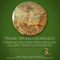 Il Premio Internazionale di Poesia e Arte Contemporanea Apollo dionisiaco Roma 2019 invita alla celebrazione del senso della bellezza