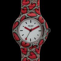 Gli orologi Hip Hop in silicone colorato: per un San Valentino speciale