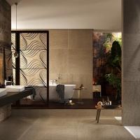 Colonna doccia Kubik di Gattoni Rubinetteria. Design e tecnologia per l'ambiente doccia moderno