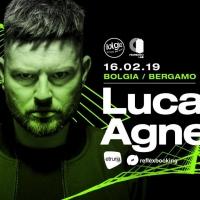 16/2 Luca Agnelli protagonista al Bolgia - Bergamo