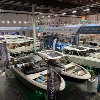 Greenline Yachts comunica con Pubblimarket2 al Salone Nautico di Düsseldorf