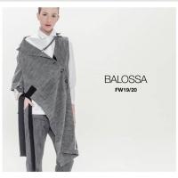 La collezione FW 19/20 di Balossa al Milano White