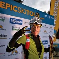 UN CAMPIONE DEL MONDO ALL'EPIC SKI TOUR. MICHELE BOSCACCI INVITA A PARTECIPARE