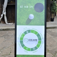 Ideare Communication al Luxury Golf Cup 2019