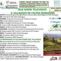 Il Villaggio del L'Altra Romagna alla fiera