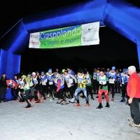130 partecipanti alla Cip in Vigezz, la ciaspolata notturna di sabato 16 febbraio
