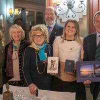Marco Zacchera, presenta il suo nuovo libro al Rotary Club Orta San Giulio