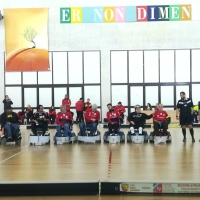 Wheelchair hockey: domenica si disputa la seconda giornata di Campionato per i Red Cobra. La sfida in casa contro i Thunder Roma