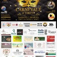 Carnevale 2019 con Kim Lukas e Regina a Toritto in Puglia