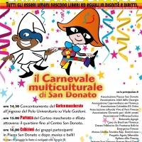 Gioventù per i Diritti Umani al Carnevale Multiculturale di San Donato