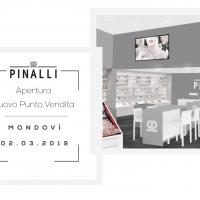 Pinalli apre a Mondovì un nuovo punto vendita