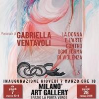 Un 8 marzo di arte impegnata con Gabriella Ventavoli alla MAG: l'intervista