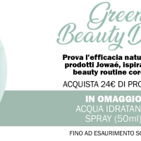 Easyfarma presenta: i Green Beauty Days Jowae