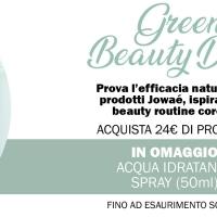 Easyfarma presenta: i Geean Beauty Days Jowae
