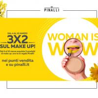 Pinalli festeggia la donna con una imperdibile promo