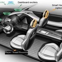 Clarion reinventa l'esperienza di guida: audio senza altoparlanti