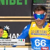 20°Posto per Francesco De Fabiani nella 15 Km mondiale