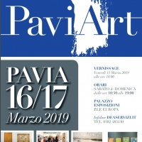 PaviArt 2019: l'arte contemporanea torna in fiera