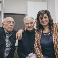 Lisa Bernardini in mostra a Roma con Quelli di Franco Fontana