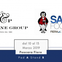 Anche F&P Wine Group al Saral Food a Pescara