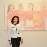 Milano Art Gallery alla vigilia dell'8 marzo brinda all'arte di Gabriella Ventavoli