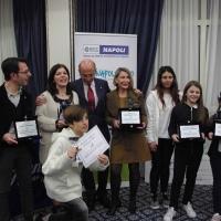 «Mille Parole per una Foto» il Sindaco di Napoli partecipa alla premiazione del concorso letterario promosso da Confartigianato Napoli.