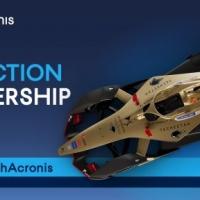 Con Acronis, DS TECHEETAH è in pole position anche nella protezione informatica