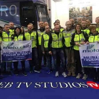 MCPS di Napoli Presenti al Roma Motodays
