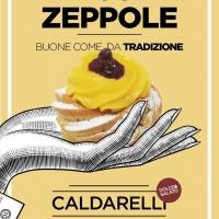 Il pasticciere Raffaele Caldarelli illustra la vera zeppola di San Giuseppe