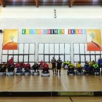 Wheelchair hockey: al Palamangano di Palermo i Red Cobra trionfano sconfiggendo la Thunder Roma