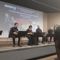 """Grande successo per """"Il bandoneón e le sue infinite possibilità"""""""
