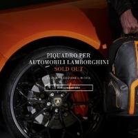 Piquadro e Lamborghini: sold out dopo neanche tre ore di flash sale per aggiudicarsi lo zaino Bagmotic Special Edition Automobili Lamborghini