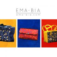 EMA-BIA: le borse nei colori  Primavera Estate 2019