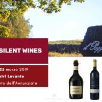 Il Poggiarello presente con i suoi  vini a Silent Wines 2019