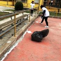Rimbocchiamoci le maniche per ripulire la città – nuovo appuntamento dei volontari sul lungo mare di Marotta