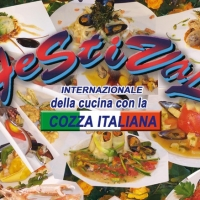 La finale della XVII edizione del Festival italiano della cucina con la cozza tarantina all' Hotel Cosmopolitan di Civitanova Marche