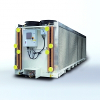 ECOOLER, il raffreddatore adiabatico REFRION per i Data Centre