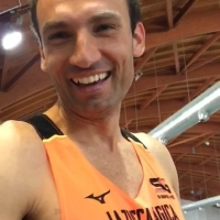 Campionati Italiani Indoor Master: Mario Di Benedetto argento salto in alto 1.50