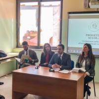 A Cancello ed Arnone: Gli avvocati penalisti tra gli studenti